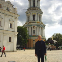 Gordon Turk in Kiev, Ukraine