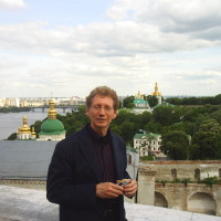 Gordon in Kiev, Ukraine
