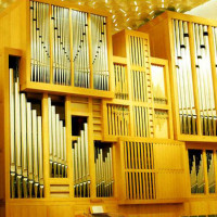 Concert Hall Organ (Kyoto, Japan)